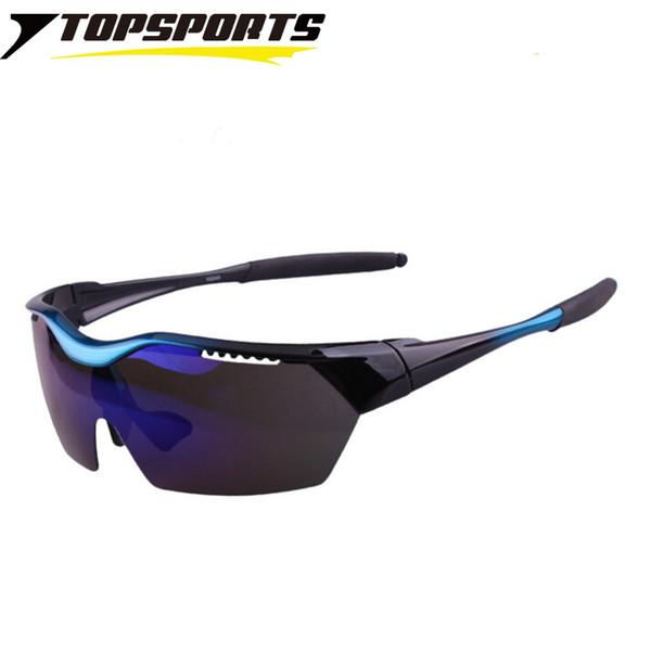 TOPSPORTS Açık spor Bisiklet Güneş Gözlükleri Polarize UV400 göz koruyucu Güneş Gözlüğü Bisiklet Bisiklet sürüş koşu Gözlük
