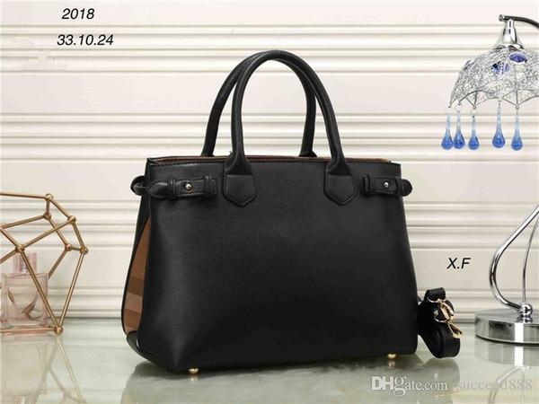 Famous Brand Luxury Women Leather Handbags Women's Trunk bolsos Quality Messenger Bags Shoulder Bag Sac A Main Femme De Marque 2018