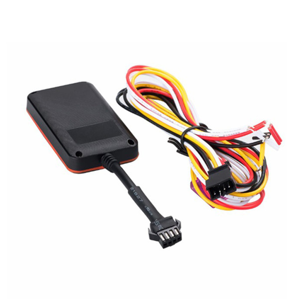 Newest TK108 waterproof IP66 GPS Tracker vehicle/Motorcycle Locator Tracking Super Wide Voltage 9-100 V Vibratie Sensor Diefstal-Proof