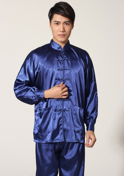 best selling factory bulk wholesale wing chun wushu cloths chinese style Tang suit kung fu wear tai chi cloths