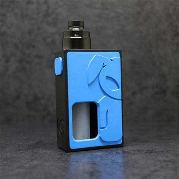 Blue Mod+Black RDA