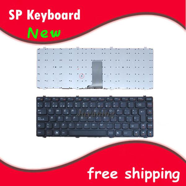 Portable IdeaPad Y471 Cadre Acheter Noir Espagnol HakuuDHgate Y470P Y470 Y470M Clavier Pour Du Com SP De44 47 Clavier D'ordinateur Lenovo Y470N BodCxsthQr