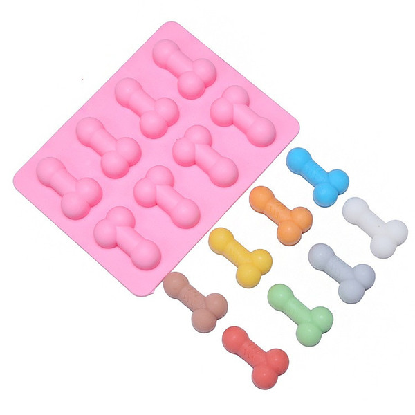 Hot sale creative funny DIY Self-made ice lattice cute Home ice-cream mould kitchen Cake moulds T3I0019