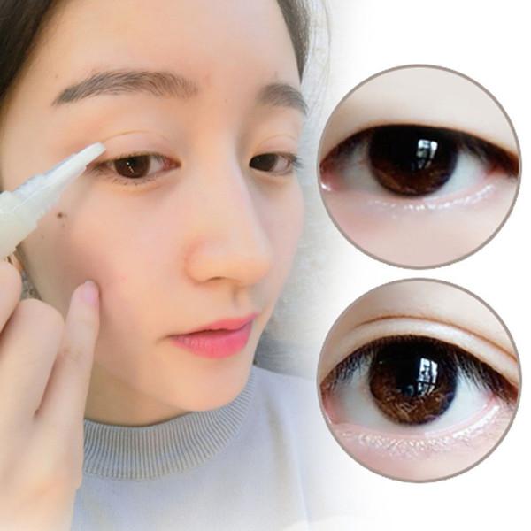 Maquiagem dos olhos instantaneamente Eye Lift Dupla Pálpebra Cola Invisible pálpebra de longa duração