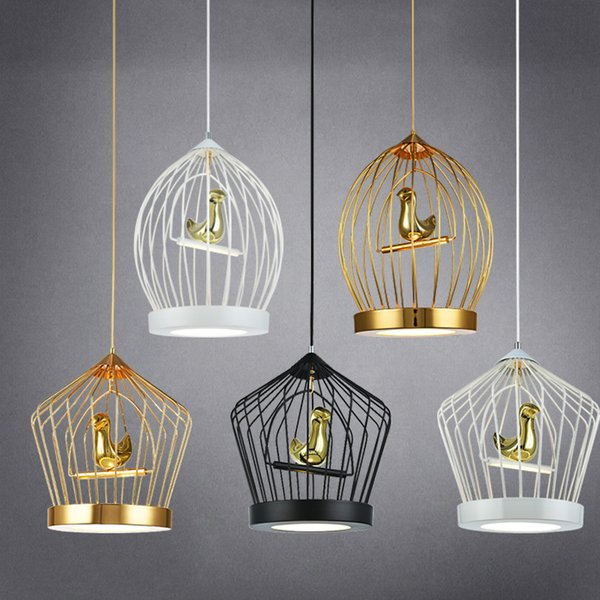 Nordic Pendelleuchten Lampe Kreative Leuchte LED Runde Hanglamp Wohnkultur Leuchten Für Esszimmer Küche Bar Beleuchtung
