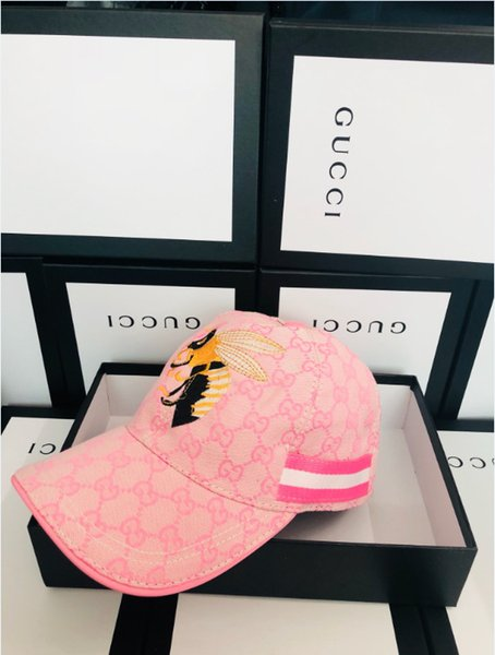 New Design Men Women hater snapback Bee embroidery baseball cap mitchell ness hats caps mix Adjustable Sons Men's Caps gh Quality 0850