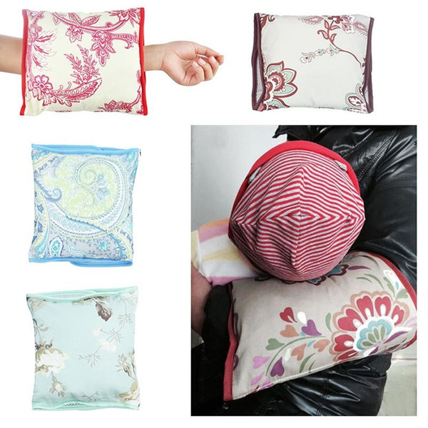 best selling Wholesale Adjustable Baby Nursing Arm Pillow Breastfeeding Infant Newborn Baby Pillows Mom Baby Care Cotton Washable Bedding Accessories