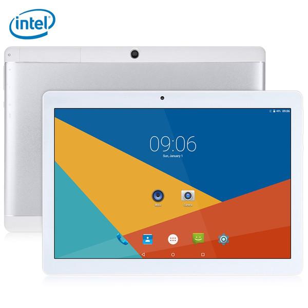 Teclast Quad Core 10,1 pouces 3G Phablet Android 6.0 MT6580 1,3 GHz 1 Go de RAM 16 Go de ROM OTG Octa Core IPS écran 1280 x 800 Dual SIM double caméra