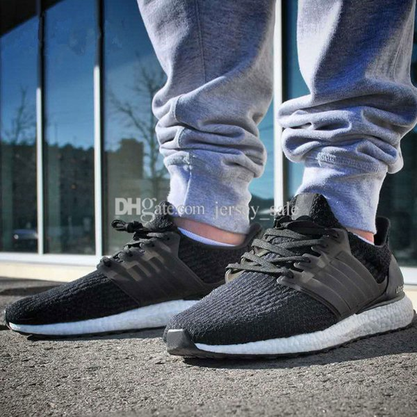 #02 Ultra Boost 3.0 Core Black