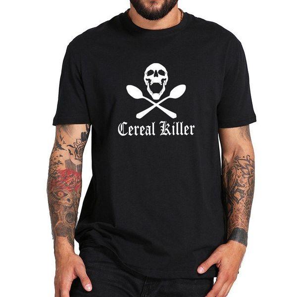 Skull T-shirt Anime Cool Shirts Cotton Soft Casual Tshirt Men Summer US Size New Fashion Casual Cotton Short-Sleeve