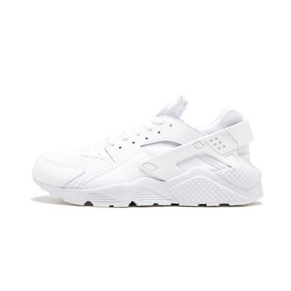 info for 137ad d6f04 Ucuz Huarache 4.0 1.0 Klasik Üçlü Beyaz Siyah kırmızı mens womens Huarache  Ayakkabı Huaraches spor Sneaker Koşu Ayakkabıları eur 36-45