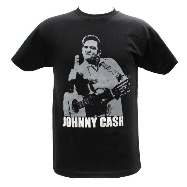 Official Hommes Johnny Cash T-Shirt