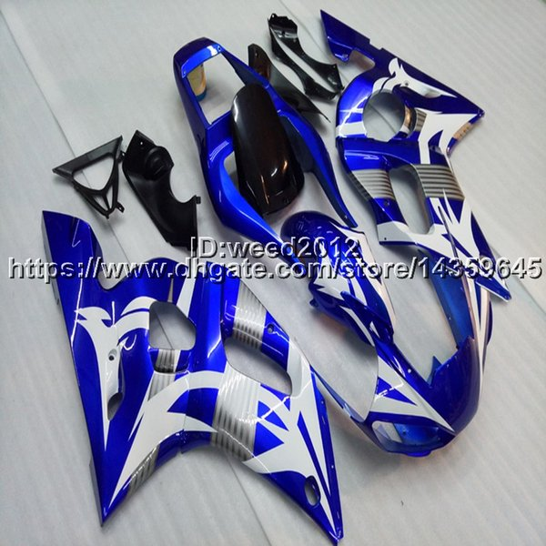23colors+5Gifts Full fairing kits for Yamaha YZFR6 1998-2002 YZF R6 1998-2002 ABS Plastic Bodywork Set