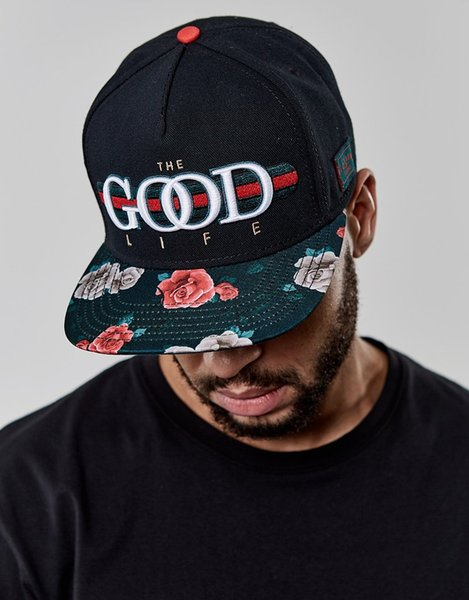 Hot selling hot style snapback caps hater snapbacks hiphop sport hats hip hop caylor sons good life roses SNAPBACK hats free shipping