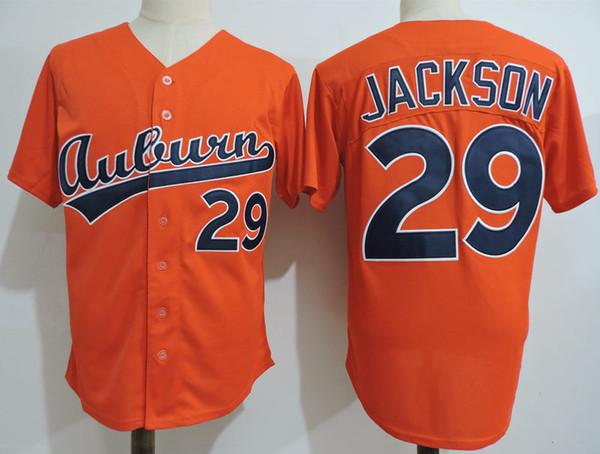 타이거스 # 29 Bo Jackson Orange