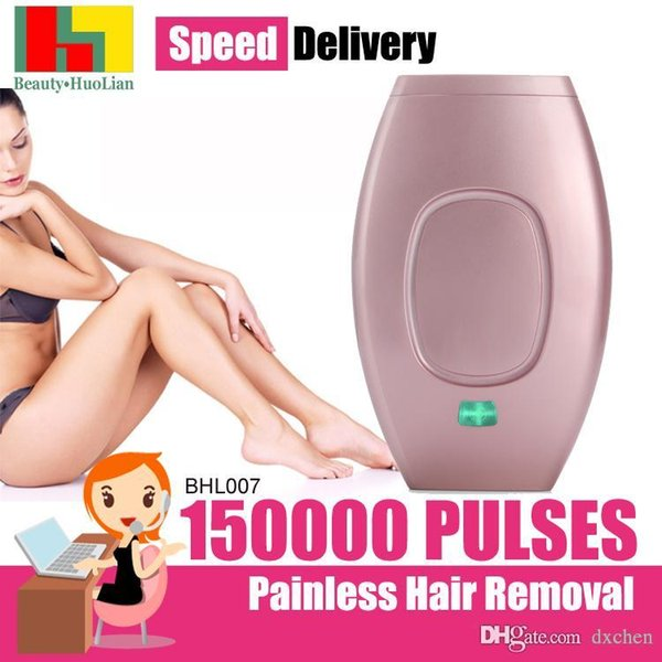 2019 new model hot sale Mini Permanent Electric Laser IPL Hair Removal Device Epilator Depilador Facial Machine 150000 Times Pulses Lamp For
