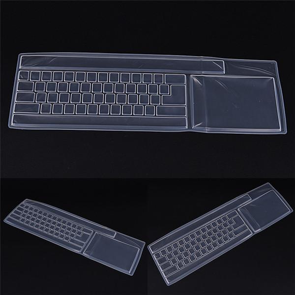 Universal-Silikon-Laptop-Computer-Tastatur-Abdeckungs-Haut-Schutzfilm 14