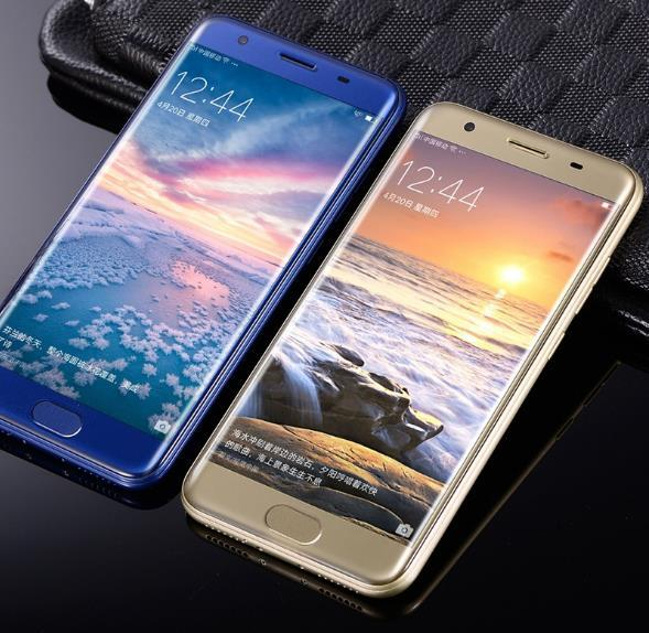New low-cost full Netcom mobile phone, 6.0 inch 18:9 curved glass screen, manufacturers custom direct 4g mobile phone