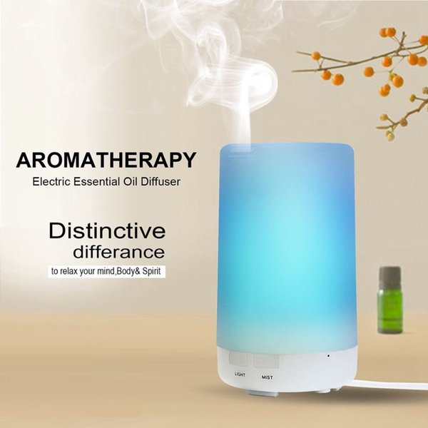 best selling LED Ultrasonic Aroma Essential Diffuser Air Humidifier Purifier Aromatherapy New