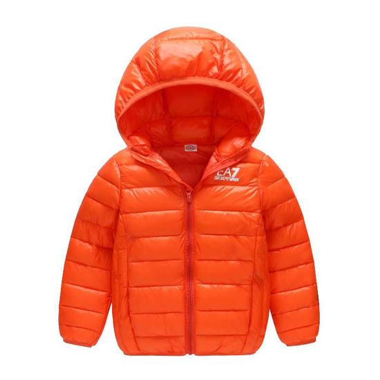 Hot Brand 2018 Children's Outerwear Boy and Girl Winter Warm Hooded Coat Children Cotton-Padded Down Jacket Kid Jackets 3-10 Years