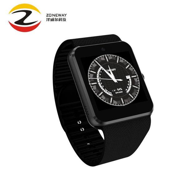 NEW QW08 Android 4.4 1.54 inch 3G Smart Watch Phone MTK6572 1.2GHz Dual Core 512MB RAM 4GB ROM 4.0 SmartWatch Pk QW09