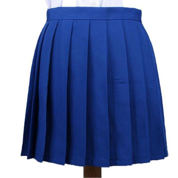 Femmes Jupes Solide Uniforme Haute De5 Du Heyan0117 Cosplay 3xl Scolaire Acheter 03 Jupe Taille Plus Mini Plissée Fille La hxstQrdCB
