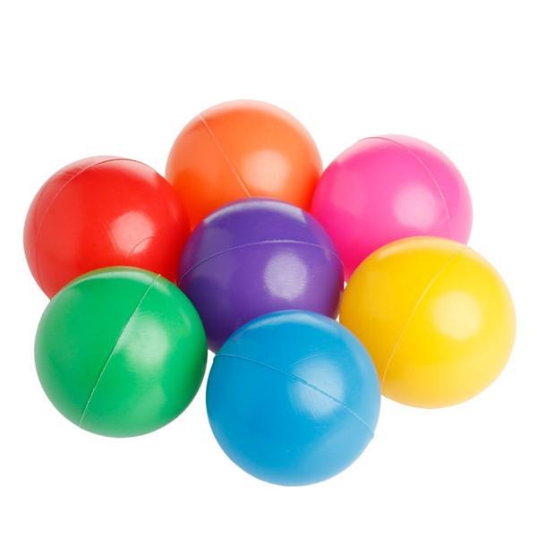Moda Deniz Topu Renkli Top Yumuşak Plastik Okyanus Top Komik Çocuklar kum Oynamak Yüzmek Çukur Oyuncaklar Su Havuzu Eğlenceli Dalga Topları Açık oyun