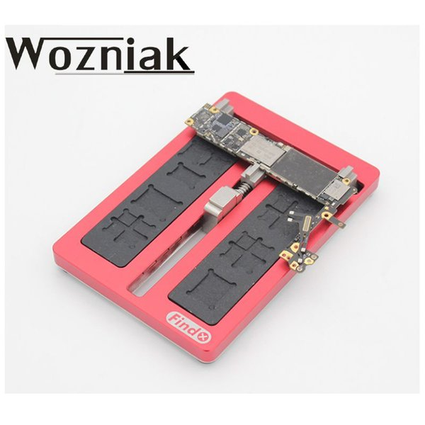 Newest motherboard holder for 5 6 6S 7 for IPAD multi-function maintenance fixture mobile phone repair chip platform fix