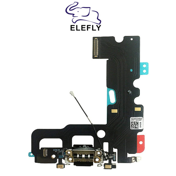 OEM and Brand New Quality Dock Connector For iPhone 7 7G 7plus plus Charging Port Headphone Audio Jack Mic Antenna Flex DHL