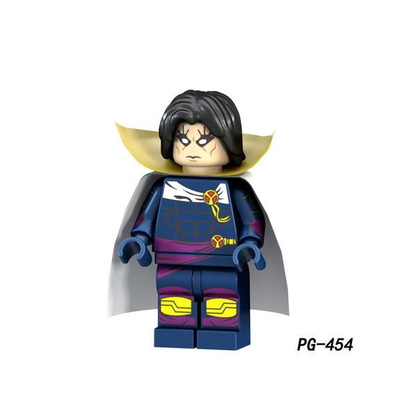 PG454 Exodus Super Heroes Hulk Winter Soldier Electrocutioner Supergiant Moonstone Rogue Luke Cage figures Building Blocks Kids Gift Toys
