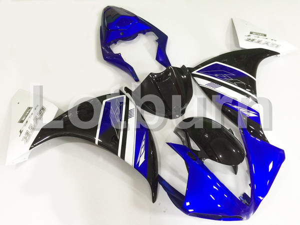 Custom Made Motorcycle Fairing Kit Fit For Yamaha YZF-R1000 YZF-R1 YZF 1000 R1 2009 2010 2011 09 10 11 YZF1000 ABS Fairings fairing-kit