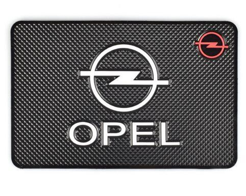with Opel logo