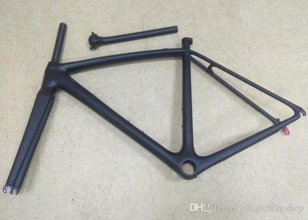 2018 Newest SL-6 carbon Frame Road bicycle frame Full Carbon fiber road bike frameset with bsa/bb30 parts
