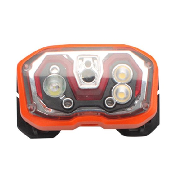 Outdoor Unisex Headlamp Running Waterproof Rechargeable for Camping LED Hiking Headlamps USB Headlights Sports Lightweight