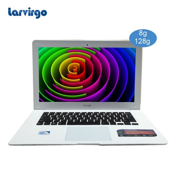 2017 Slim PC with bluetooth windows 7/8/10 system 14 inch laptop Intel Celeron J1900 2.0GHz 8G ram 128G SSD built in camera