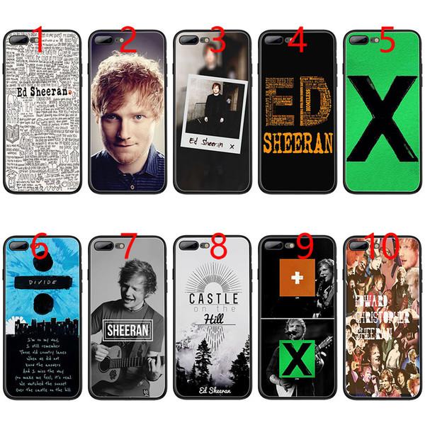 coque iphone 7 ed sheeran