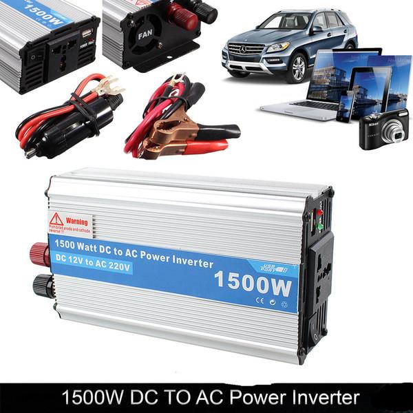 Convertitore da 150W DC 12V a CA 220V Convertitore di carica per auto per prodotti elettronici CEC_61L