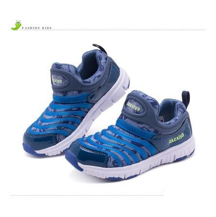 2019spring and autumn caterpillars children's shoes boys and girls sports shoes new super light children's leisure running shoes.