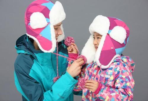 2019 Kids Adult Ski Thermal Russia Ushanka Style Trapper Earflap ... 7f34fc51917