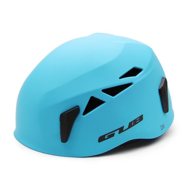 GUB Outdoor Rock Bike Helmet Outdoor Sports Safety Bicycle Helmet Skating Caving Mountaineering Cycle Equipment