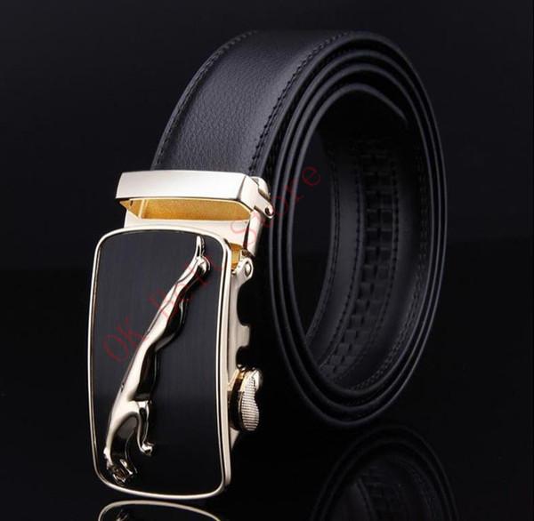 Nuovo Designer Automatico Fibbia Pelle di vacchetta degli uomini Cintura di moda Cinture di lusso per gli uomini designer cinture da uomo di alta qualità ceinture homme Aa5