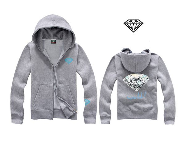 Diamond Sweatshirt Spring Lover Matching Couple Diamond Supply Co Hoodie Plus 3XL Diamond Crewneck Sweatshirts Hoodies H19