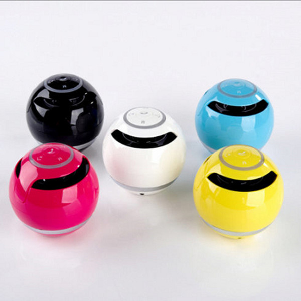 YST-175 Wireless Bluetooth Speaker Portable Sound Box Round Bass Gun Mini Small Speaker Can Mixed Delivery