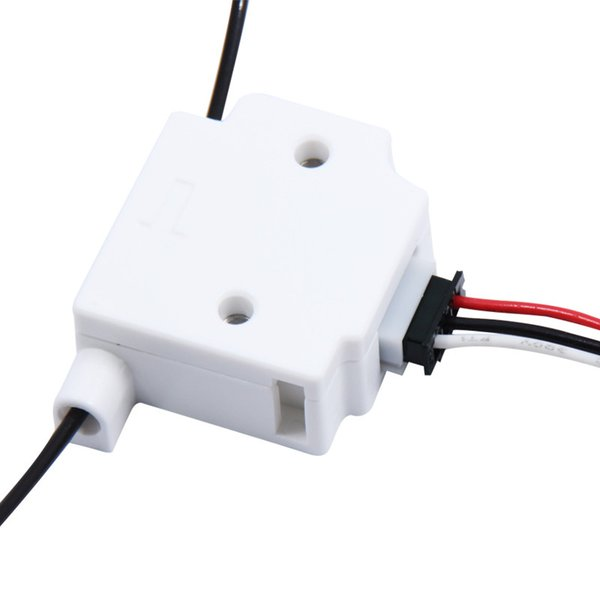 5PC Run-out Sensor Material Module 3D Printer Filament Break Detection Module With 1M Cable Black and White For 1.75mm Filament