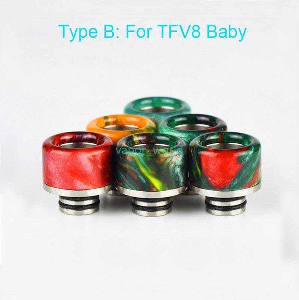 Type B pour TFV8 bébé