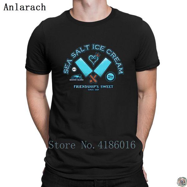Sea Salt Ice Cream t-shirts Creature S-3xl 2018 gents t shirt for men slogan hip hop Funny Pictures
