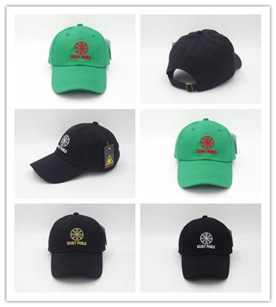 Günstige Hot Kanye West Saint Pablo Mütze Welt Tour-Merch-Dad Hut Stickerei Hysterese Knochen Sommer Baseball Caps verstellbare Sonnenhut Golf Caps