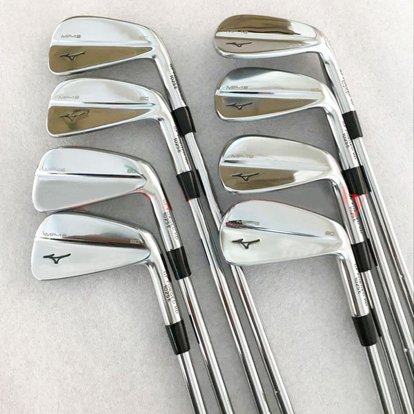 best selling New Golf clubs MP-18 irons clubs 3-9.P Golf irons Graphite Golf shaft R or S flex Free shipping