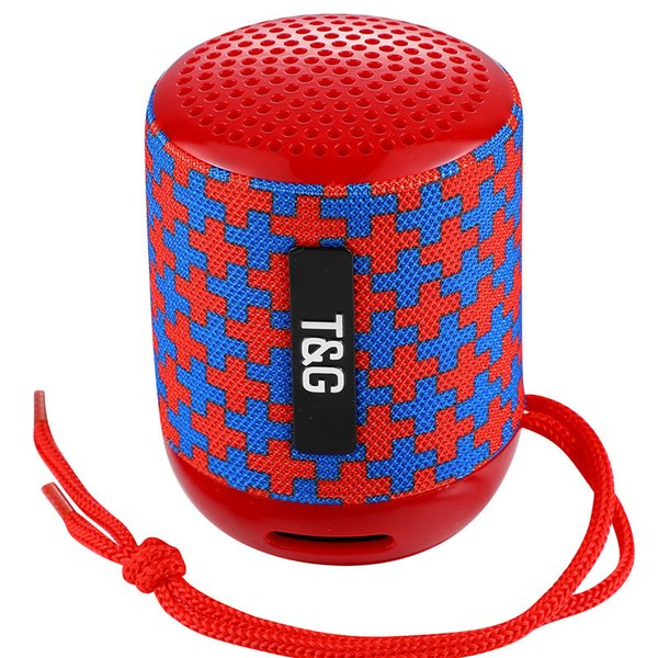 TG129 MINI portable wireless bluetooth speaker powerful audio mp3 audio player TF USB FM sound box 10PCS/LOT