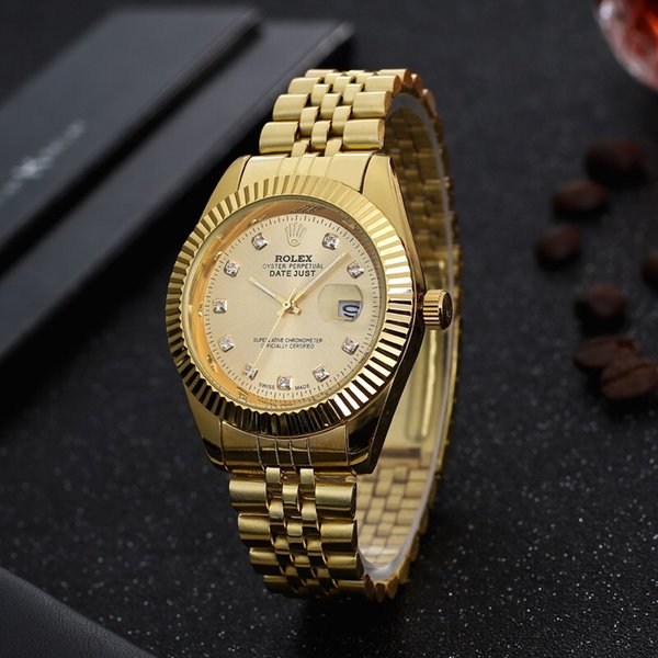 2019 high quality men's military watch stainless steel luxury casual watch famous brand quartz watch male clock fashion sports new watc